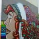 Mural across from Elizabeth Baldwin Park