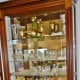 Czech Center Museum curio cabinet