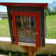Tiny Exchange Library in Mandell Park