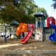 Playground Equipment at Zube Park