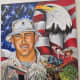 On view at the Fallen Warriors Memorial Gallery: SSG Brian L. Mintzlaff from Fort Worth, TX. He served in Operation Iraqi Freedom and was KIA on 12-18-06.