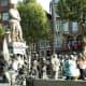 Rembrandtplein, 'The Night Watch', Amsterdam.