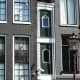 Narrowest house in Amsterdam.