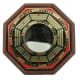 This type of mirror can be placed in various areas of the home to create a great flow of positive feng shui energy.