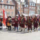 Re-enactment of the Siege and Surrender of Newark by the Sealed Knot Society. The Sealed Knot Society visits Newark to re-enact the Town's pivotal place in the English Civil War.