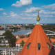 View of Szeged from Dom Tower