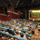 The impressive looking theater, where we would attend a show pretty much on a daily basis.
