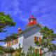 Yaquina Bay Lighthouse - Newport, Oregon