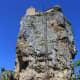 The Katskhi Pillar Ladder
