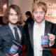 Rupert and Daniel reunited in Feb, 2014 at the What'sOnStage Awards.  Daniel won an award for his role in The Cripple of Inishmaan and Rupert won for his role in Mojo.