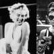 Marilyn Monroe & Audrey Hepburn.
