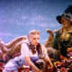 """The """"snowstorm"""" in The Wizard of Oz."""