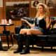 Jenny Slate with Kristen Wiig on Saturday Night Live.