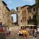 The well in the Piazza della Cisterna