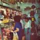 Meat market at Las Ramblas