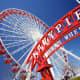 Centennial Wheel at Navy Pier in Chicago