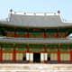Changdeokgung Palace, Seoul.