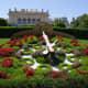 Flower Clock in Stadtpark