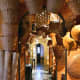 """Reconstruction of a shophouse alley. Known locally in Singapore as a """"five-foot-way."""""""