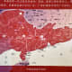 Chinese map depicting the Nanyue Kingdom at its peak.