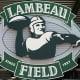Lambeau Field sign - Green Bay, Wisconsin