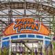 Zippin Pippin at Bay Beach Amusement Park - Green Bay, Wisconsin