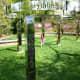 Infinity Loop at Green Bay Botanical Gardens in Green Bay, Wisconsin