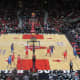 Chicago Bulls at the United Center in Chicago, Illinois