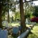 Glenwood Cemetery with Azaleas in Bloom