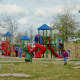 Picnicking and playing in Goforth Park