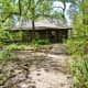 Moore cabin in nature sanctuary
