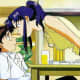 Misato confronts Shinji for being meek. I personally don't blame him, but it sucks for her to have no one to talk to.