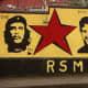 A Republican Socialist mural in West Belfast's Whiterock area.