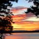 Sunset in Oak Harbor