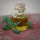 The following recipes both use peppermint (or spearmint) essential oil and are both effective in deterring mosquitos.