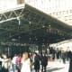 The World Trade Center train station, December 2004.