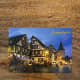 8. Gengenbach, Germany. I received this postcard while my husband was in Germany for work. I love the Bavarian architecture and the cobblestone street.