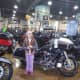 Girl Scout Day at Harley