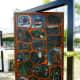 Door Art by ArtBridge staff & students