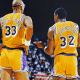 Magic Johnson and Kareem Abdul-Jabbar made an unstoppable duo.