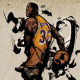 A fan-art illustrating Magic Johnson's infamous pass.
