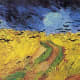 """Van Gogh's """"Crows over the Wheat Field"""" certainly evokes a human response"""