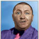 Curly Howard of the Three Stooges