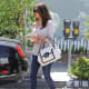 Eva Longoria in skin tight jeans and sexy stilettos