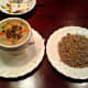 Soup and Side Dish of Steamed Buckwheat