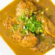 This is a Malaysian chicken curry that the norecipes writer made. Looks good!