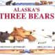 Alaska's Three Bears (PAWS IV) by Shelley Gill
