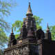 Chedi Chet Yod (The Seven-Spired Pagoda), is a feature of  a monastery near Chiang Mai in N.W Thailand. The original was built in the 15th century under the rule of King Tilokarat