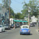 Shopping Area in Kennebunkport, Maine