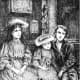 Leslie Brooke: The Girls and I, written by Mrs Molesworth